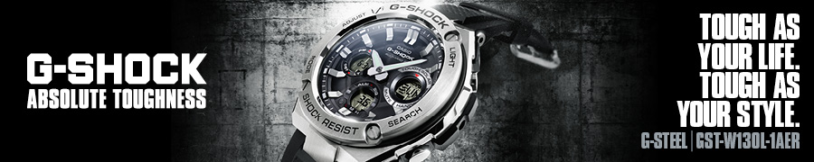Casio G-Shock Gravitymaster horloges