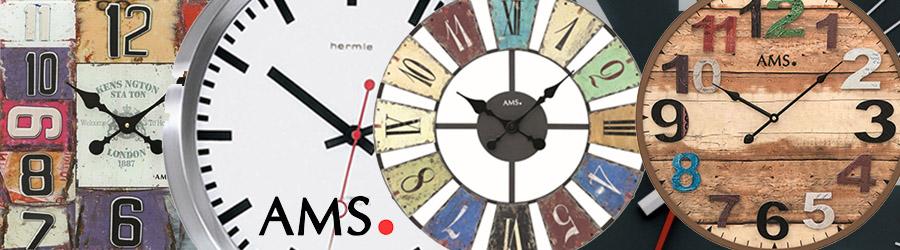 AMS Leisteen klokken