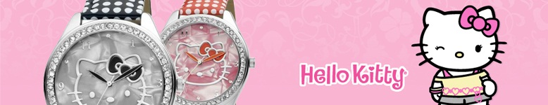 Hello Kitty horloges