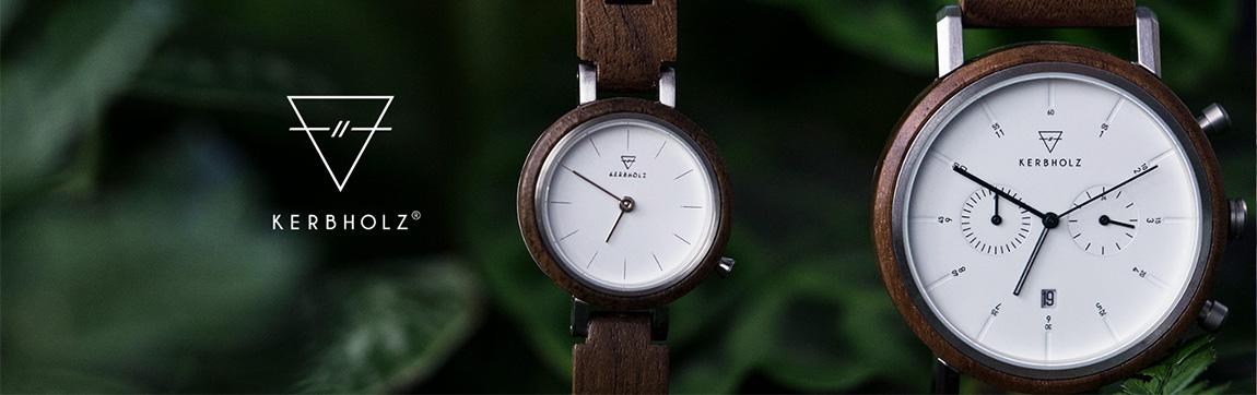 Kerbholz Horloges
