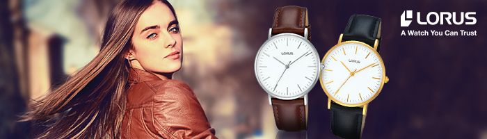 Lorus Goudkleurige horloges