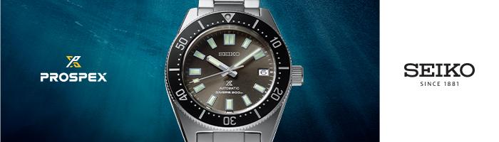 Seiko Prospex Horloges