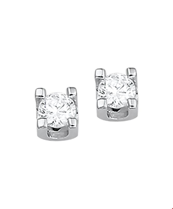Selected Jewels zilveren oorstekers