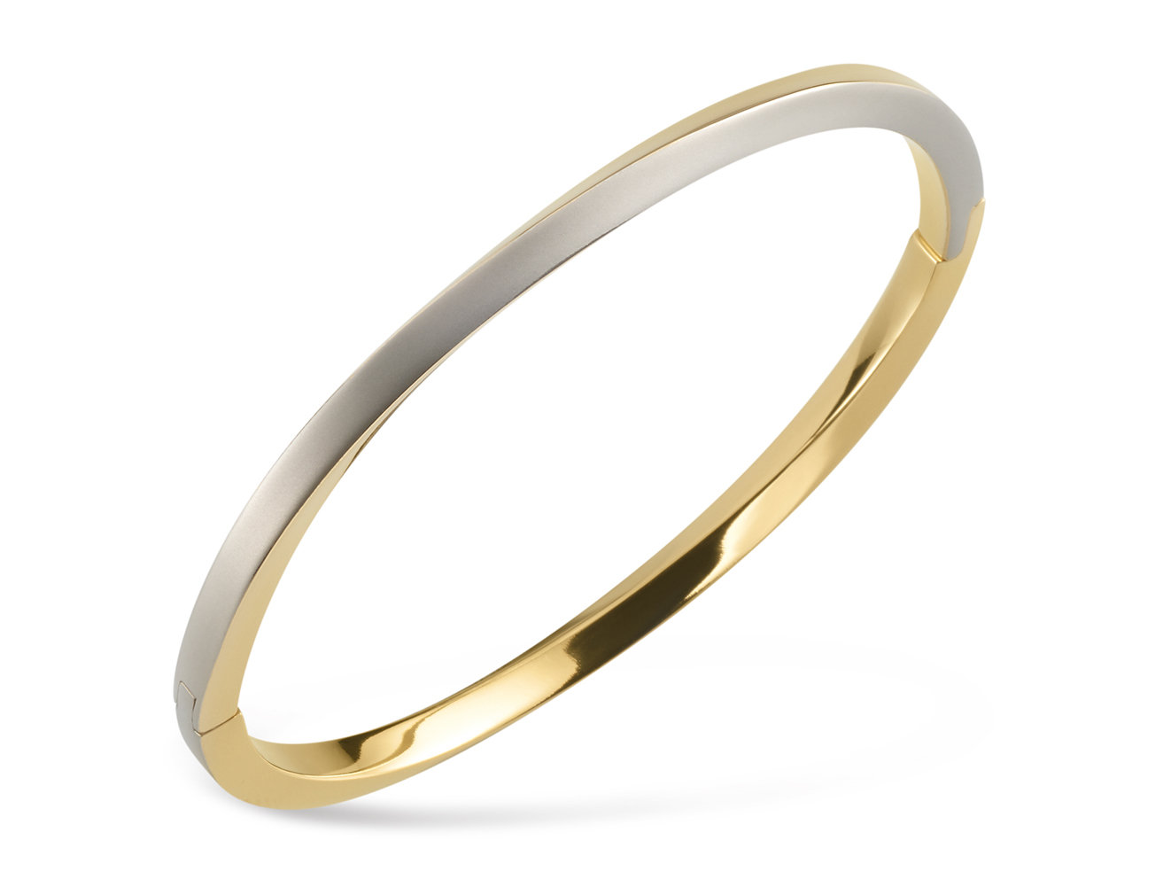 Boccia Armband Titanium bicolor 03011-02
