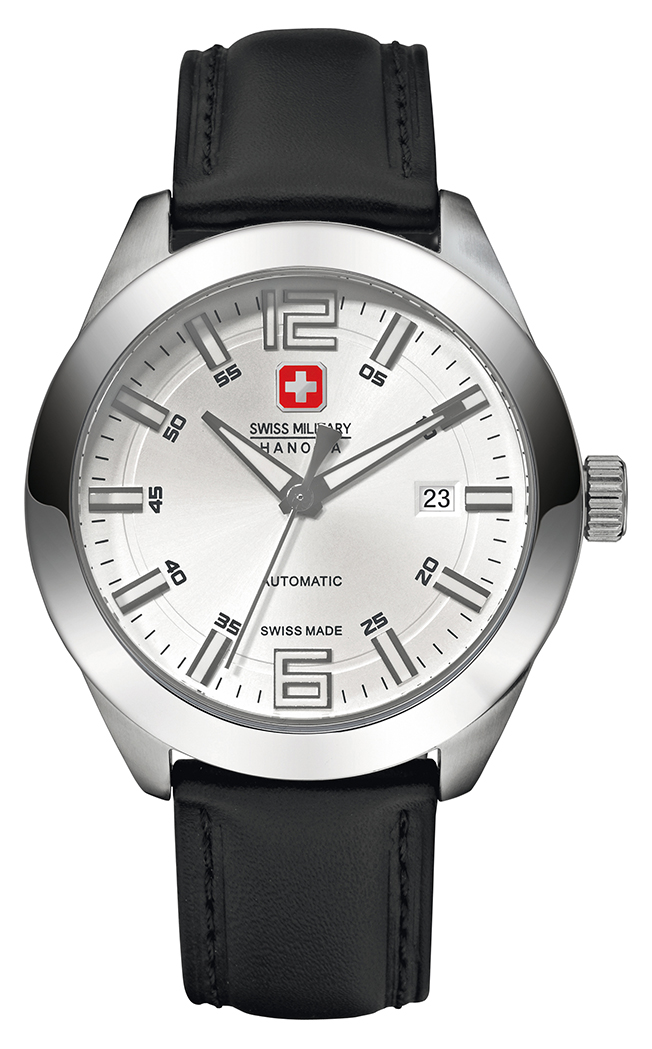 Swiss Military Hanowa Horloge Automaat 'Pegasus' 05-4185.04.001