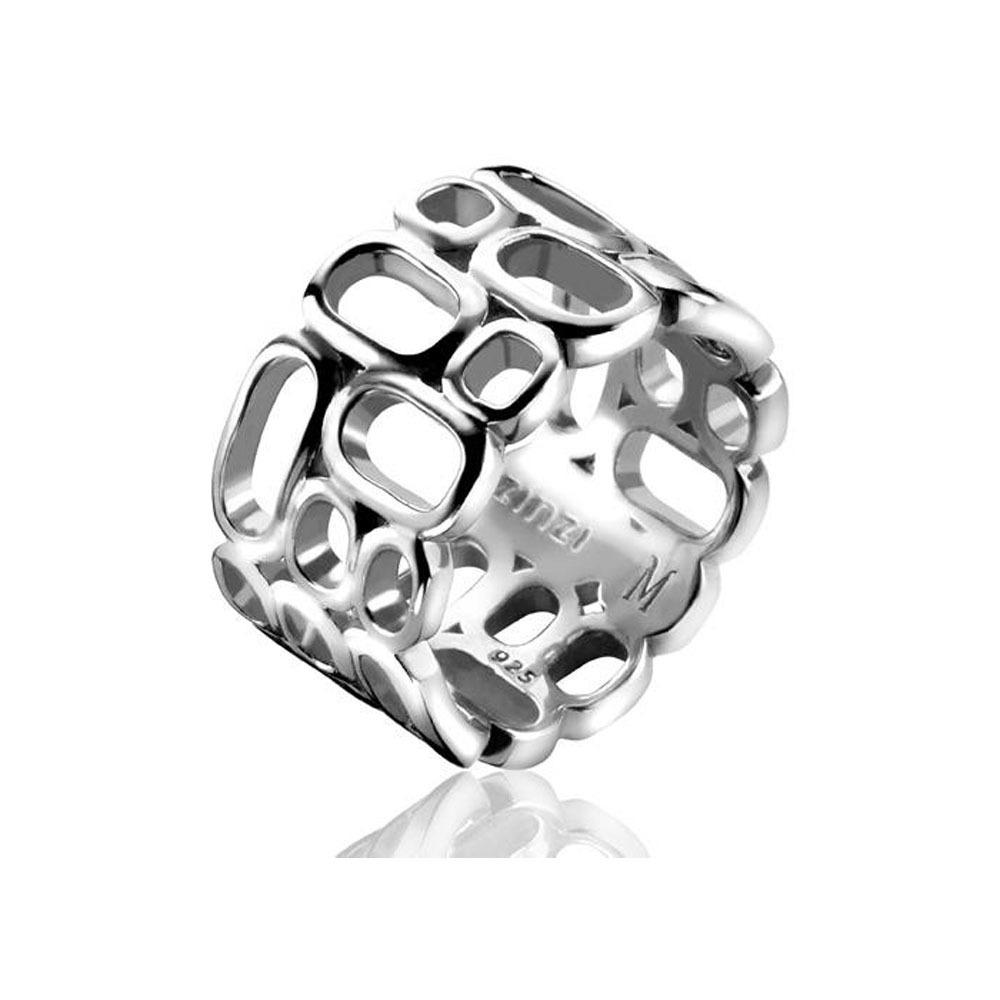 Zinzi by Mart Visser MVR3 Ring zilver Maat 54