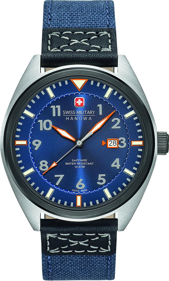 Swiss Military Hanowa Horloge 'Airborne' 06-4258.33.003