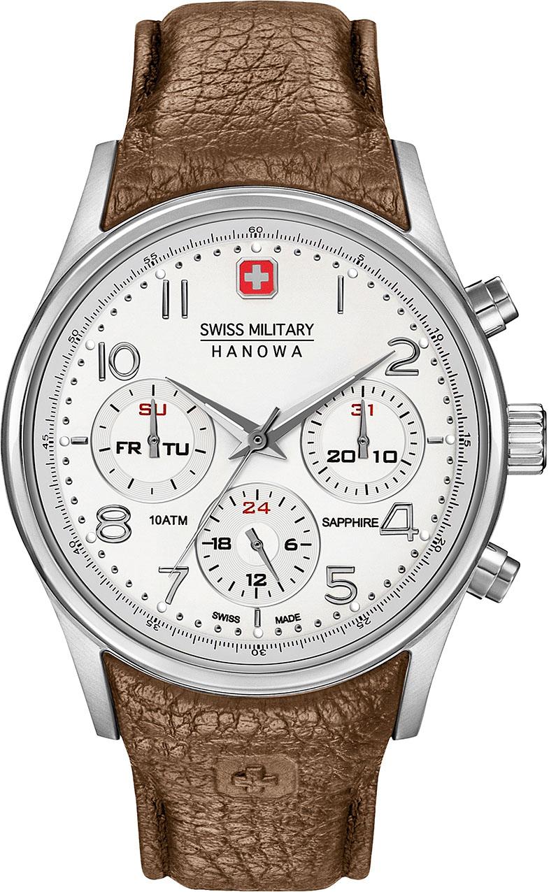 Swiss Military Hanowa horloge Navalus Chrono 06-4278.04.001.05