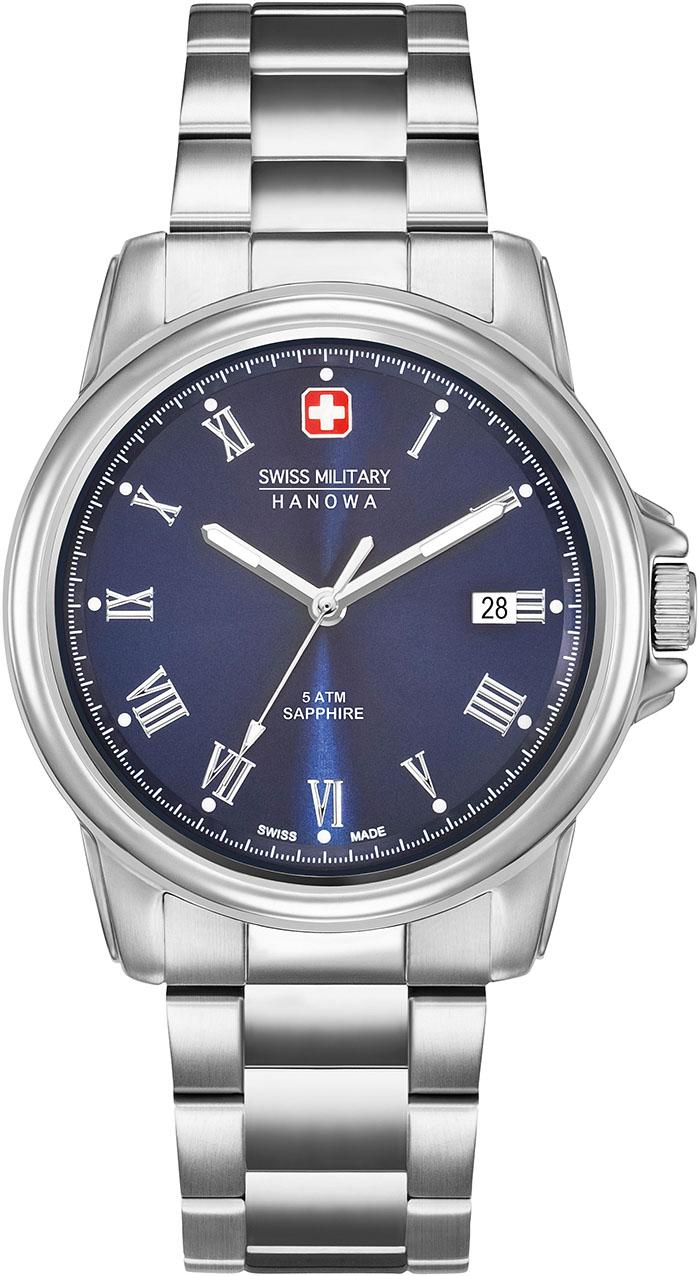 Swiss Military Hanowa Horloge 'Swiss Corporal' Steel 06-5259.04.003