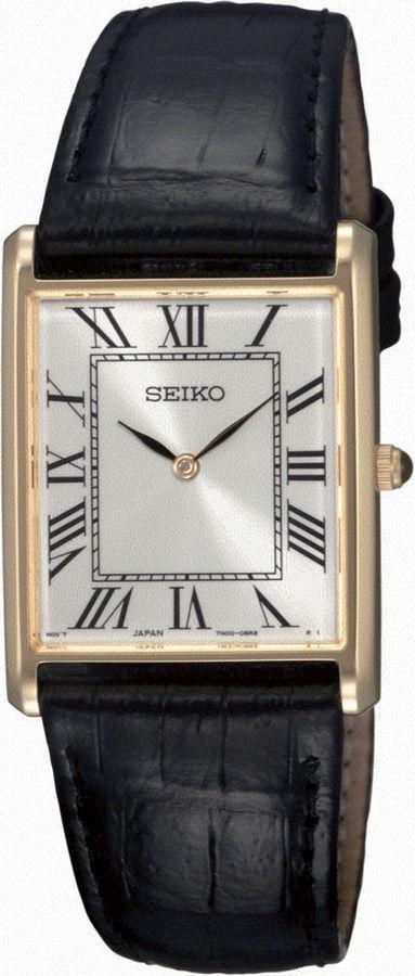 Seiko Herenhorloge Goudkleurig SFP608P1