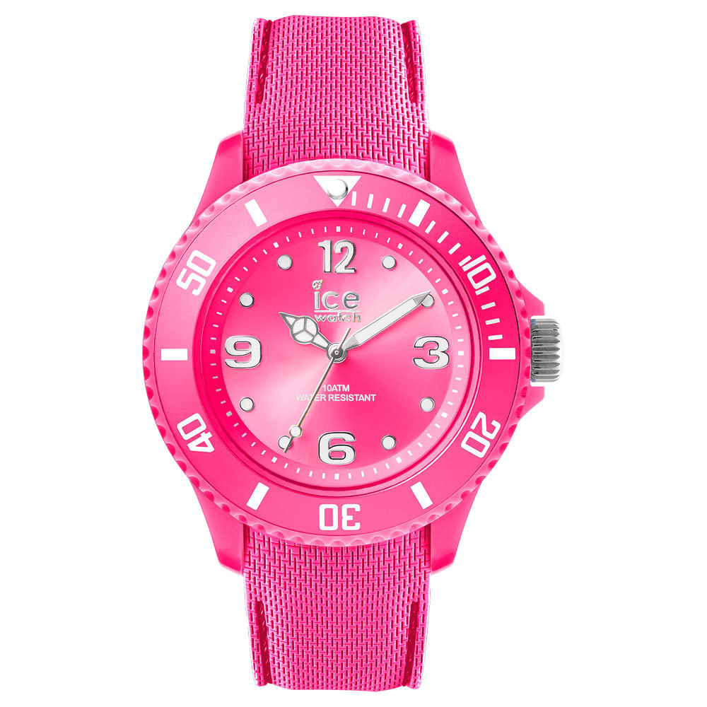 Ice-Watch IW014236 ICE Sixty Nine - Silicone - Pink - Medium horloge