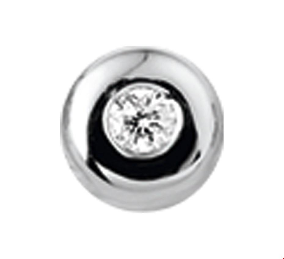 TFT Hanger Witgoud Diamant 0.05 Ct.