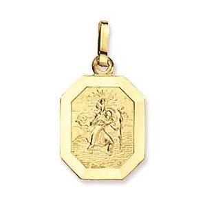 Gouden Christoffel Achtkant 12 mm 247.0015.12