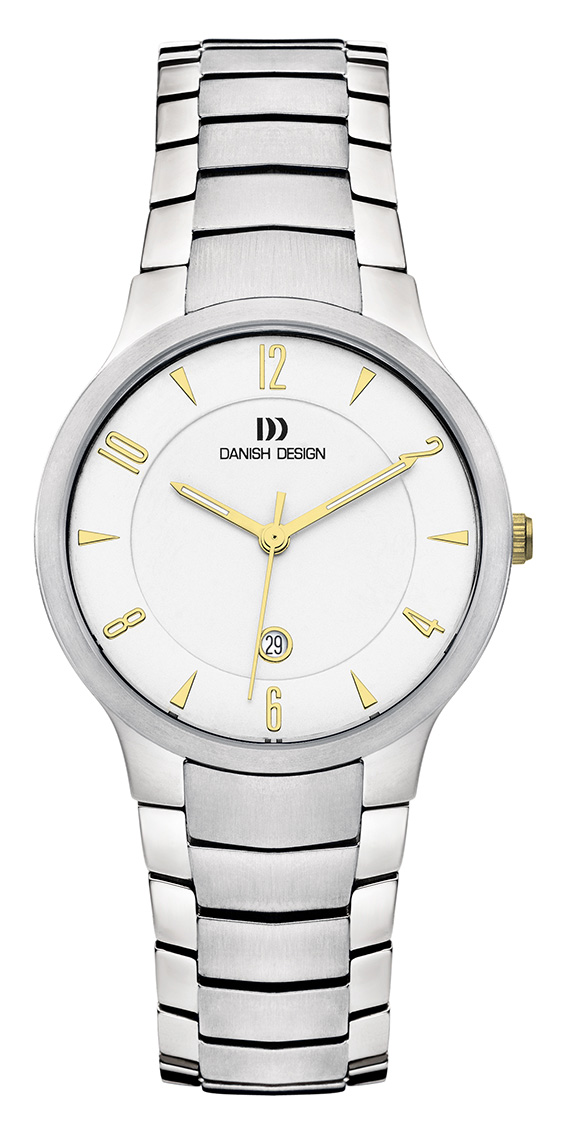 Danish Design Dameshorloge titanium IV65Q1018