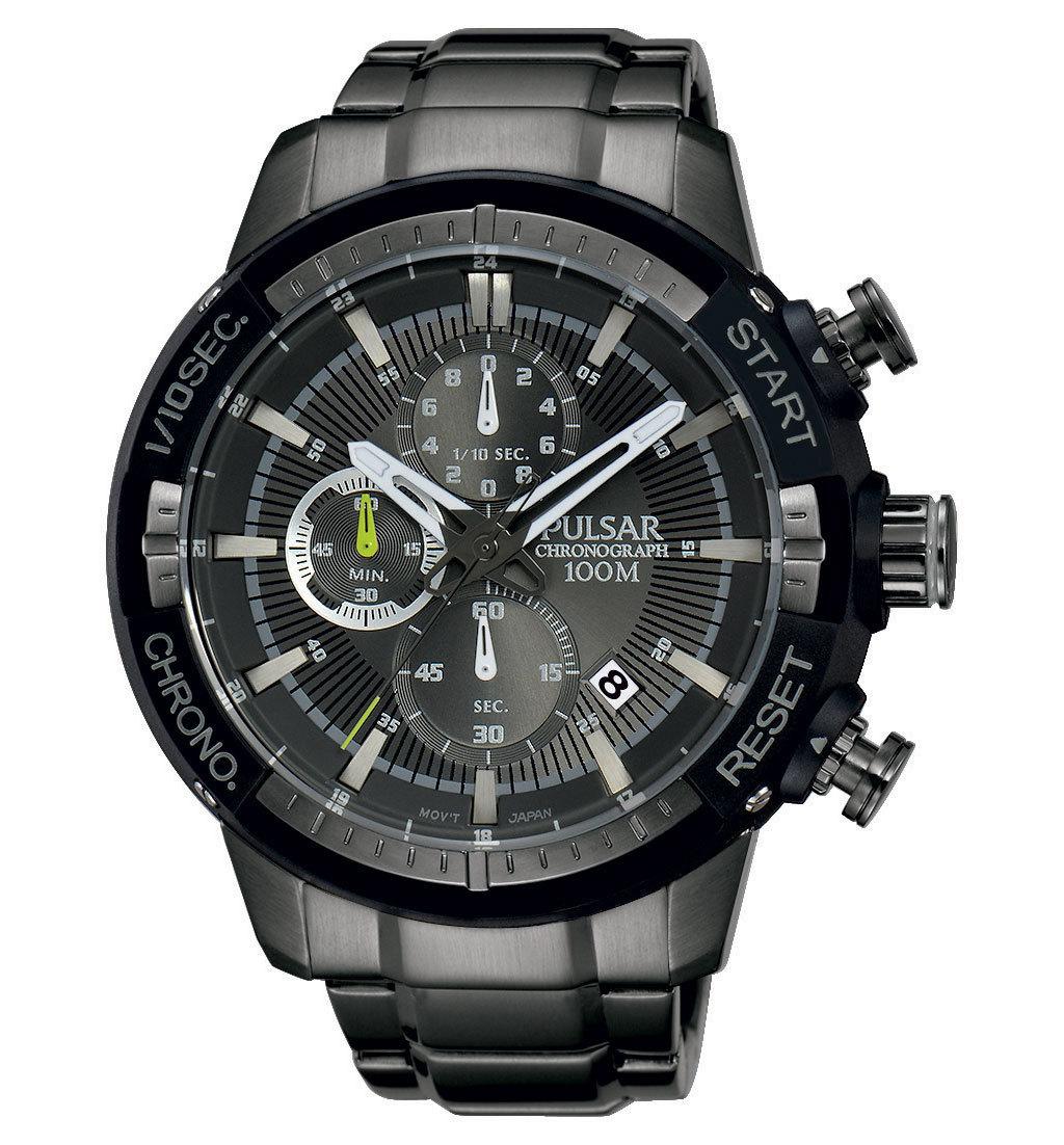 Pulsar PM3049X1 Heren horloge met chronograaf