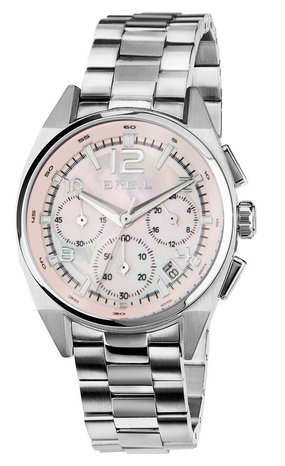 Breil Time Dameshorloge 'Master' Chronograaf TW1409
