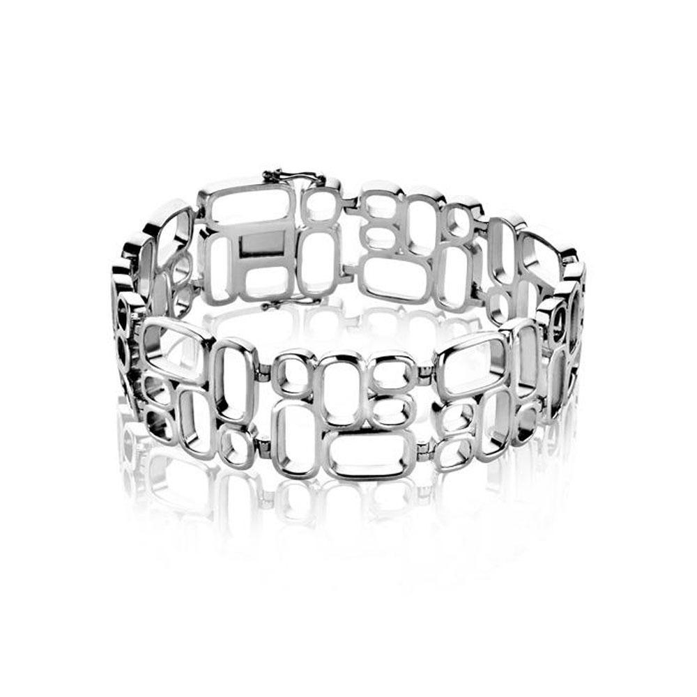 Zinzi MVA3 Mart Visser Armband zilver