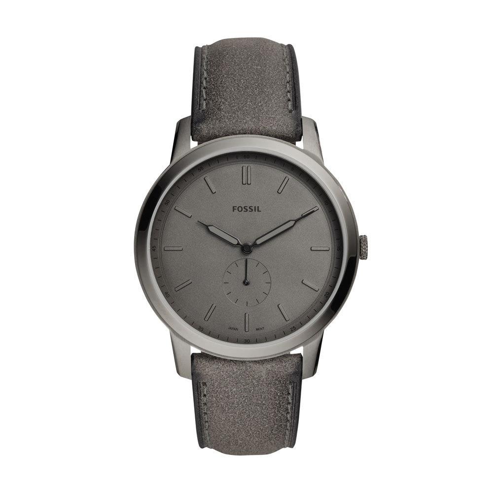 Fossil FS5445 The Minimalist Heren horloge