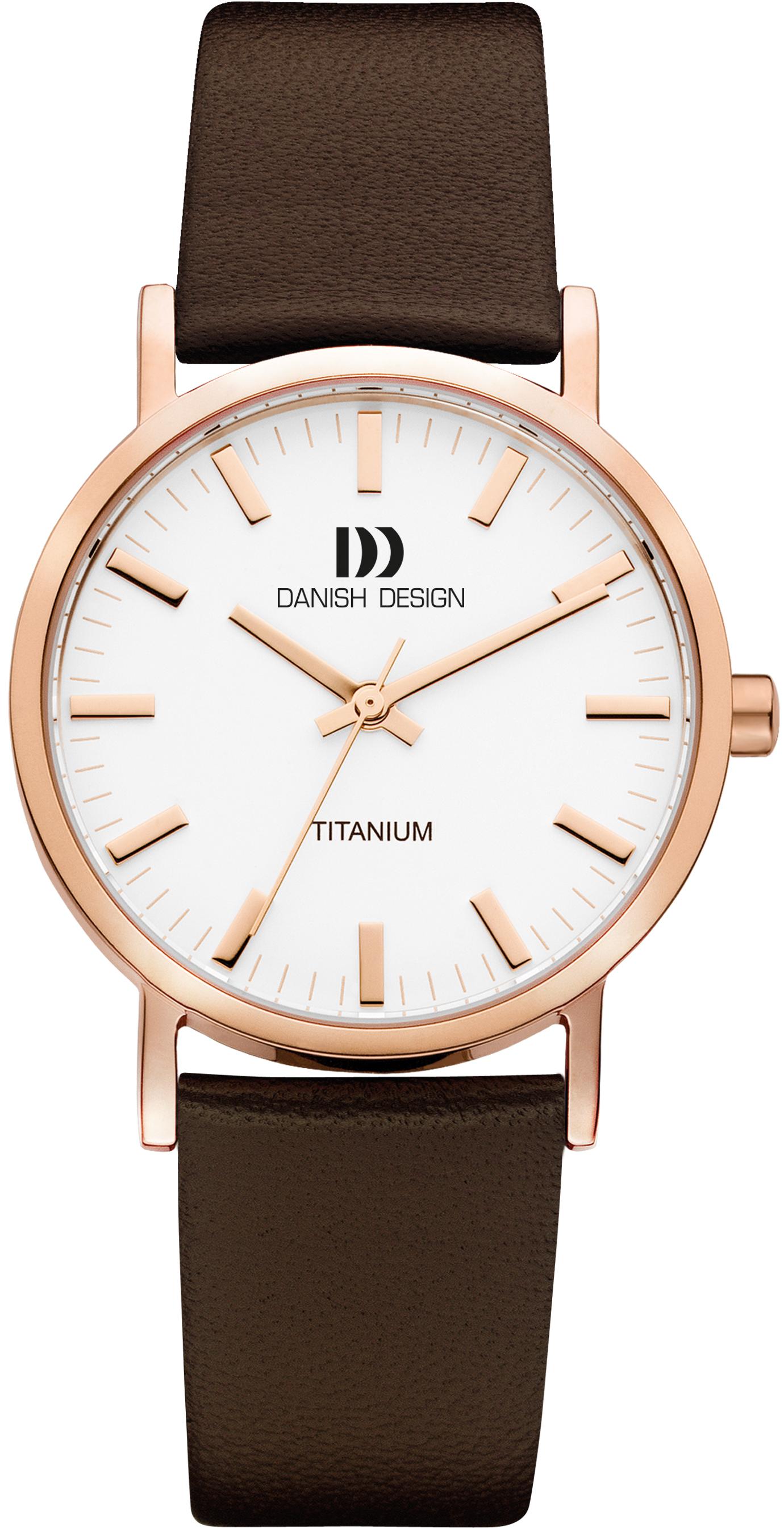 Danish Design Horloge 35 mm Titanium IQ17Q199