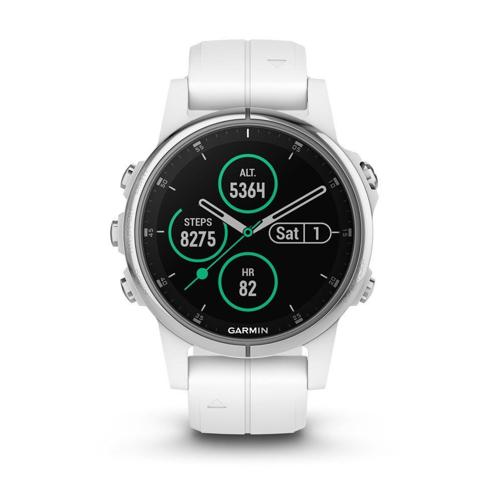 Garmin 010-01987-01 Fenix 5S Plus multisport smartwatch GPS