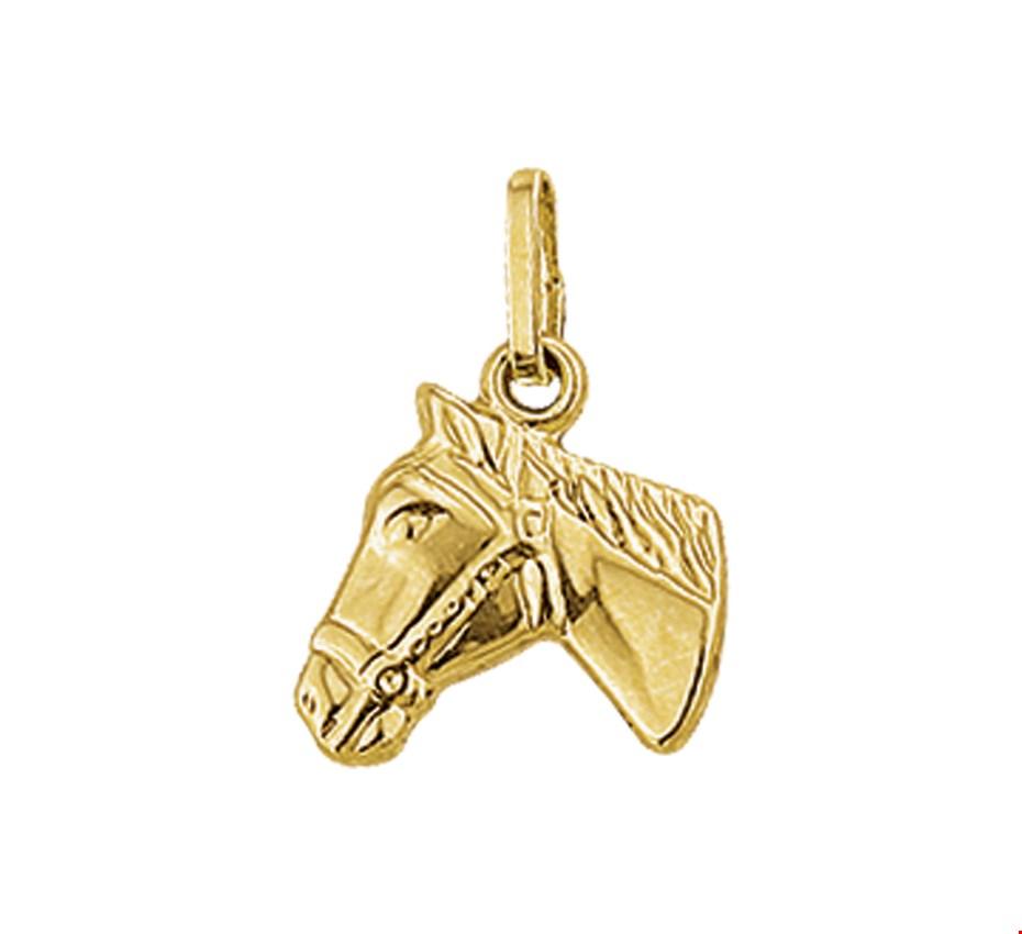 TFT Bedel Paardenhoofd Goud
