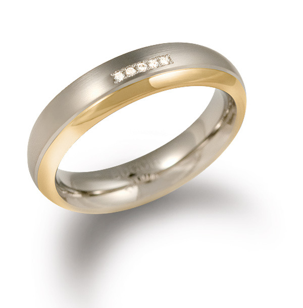Boccia 0130 10 ring Maat 55 is 17.5mm