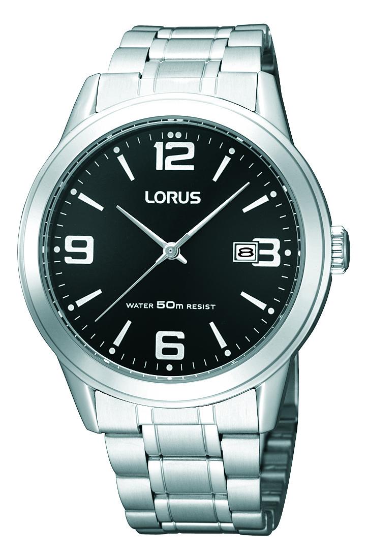 Lorus Herenhorloge Staal RH999BX9