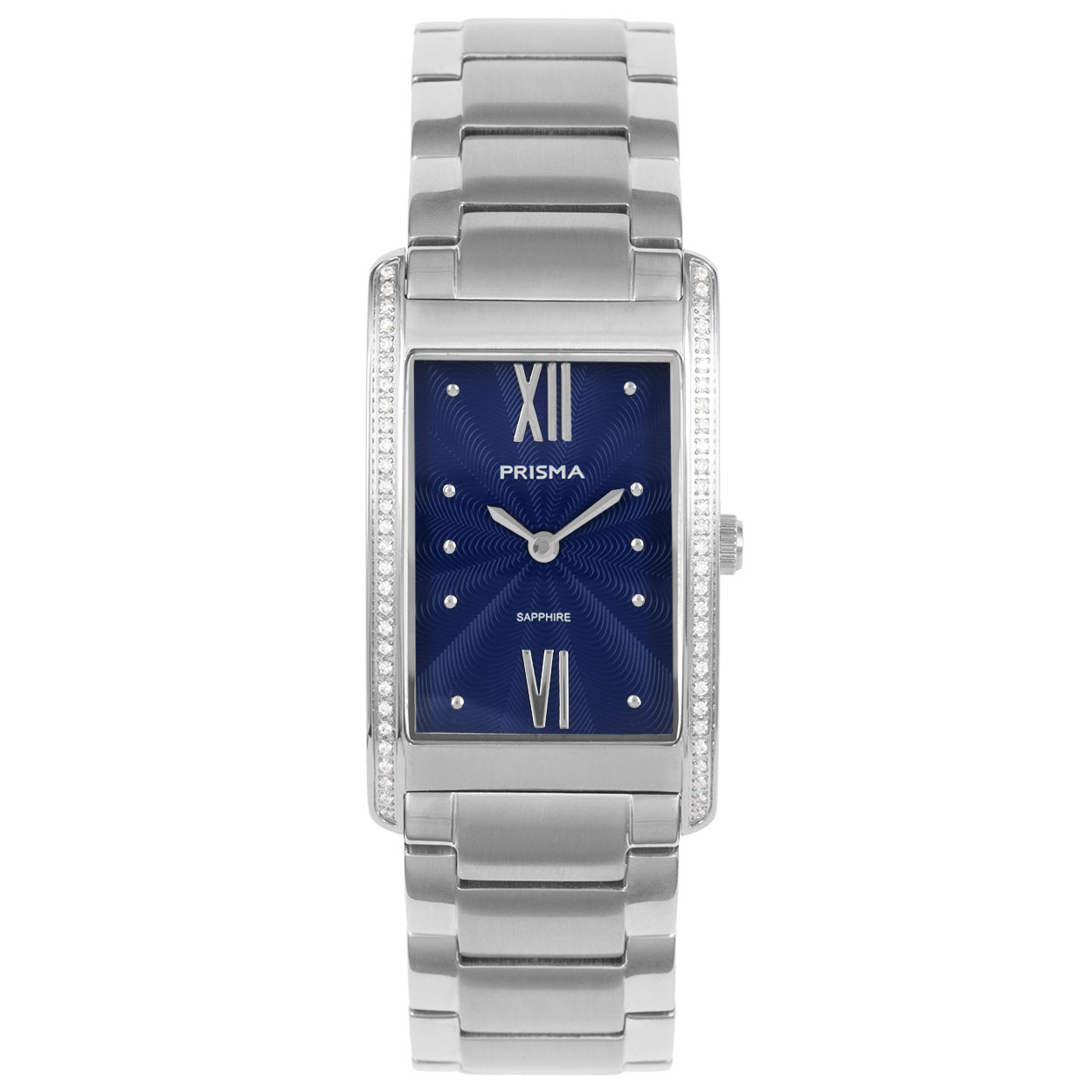 Prisma Dames Precise Zirconia Horloge P.1956