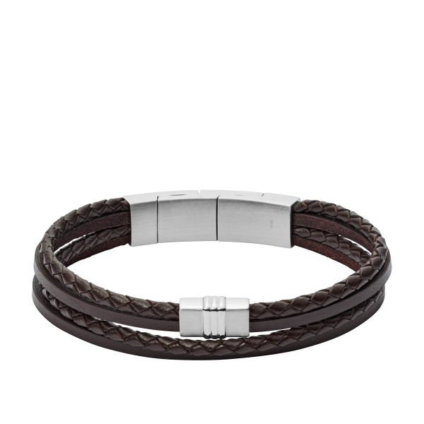 Fossil JF02934040 Vintage Casual Herenarmband