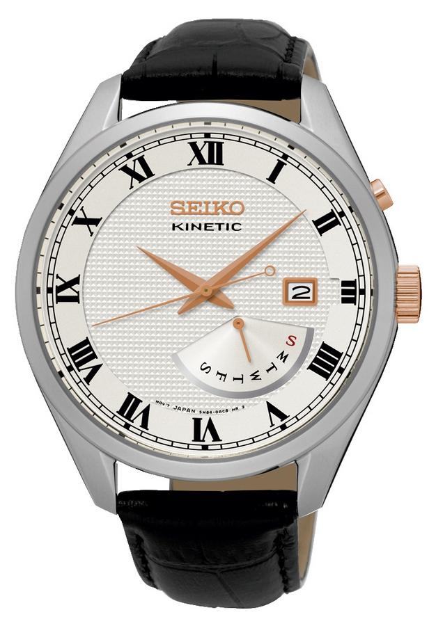 Seiko Herenhorloge Kinetic SRN073P1
