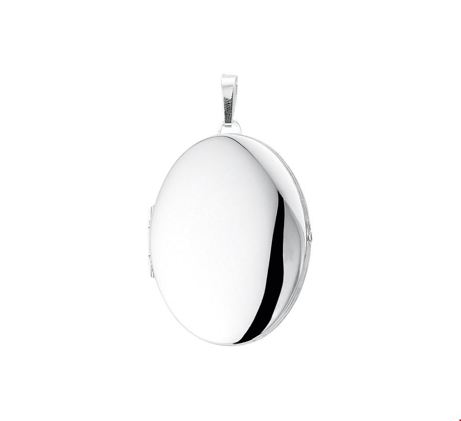 TFT Medaillon Zilver Glanzend 37,0 mm x 27,5 mm