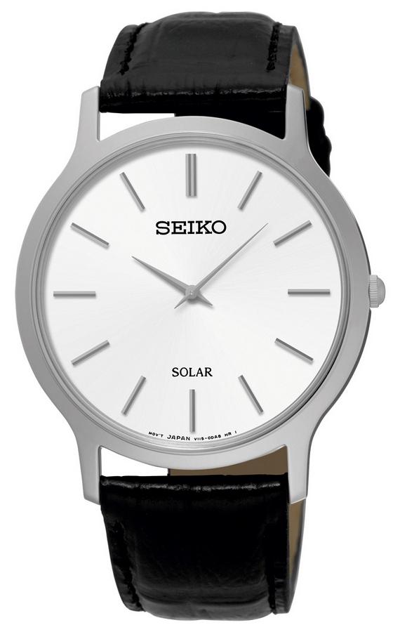 Seiko Herenhorloge Solar SUP873P1
