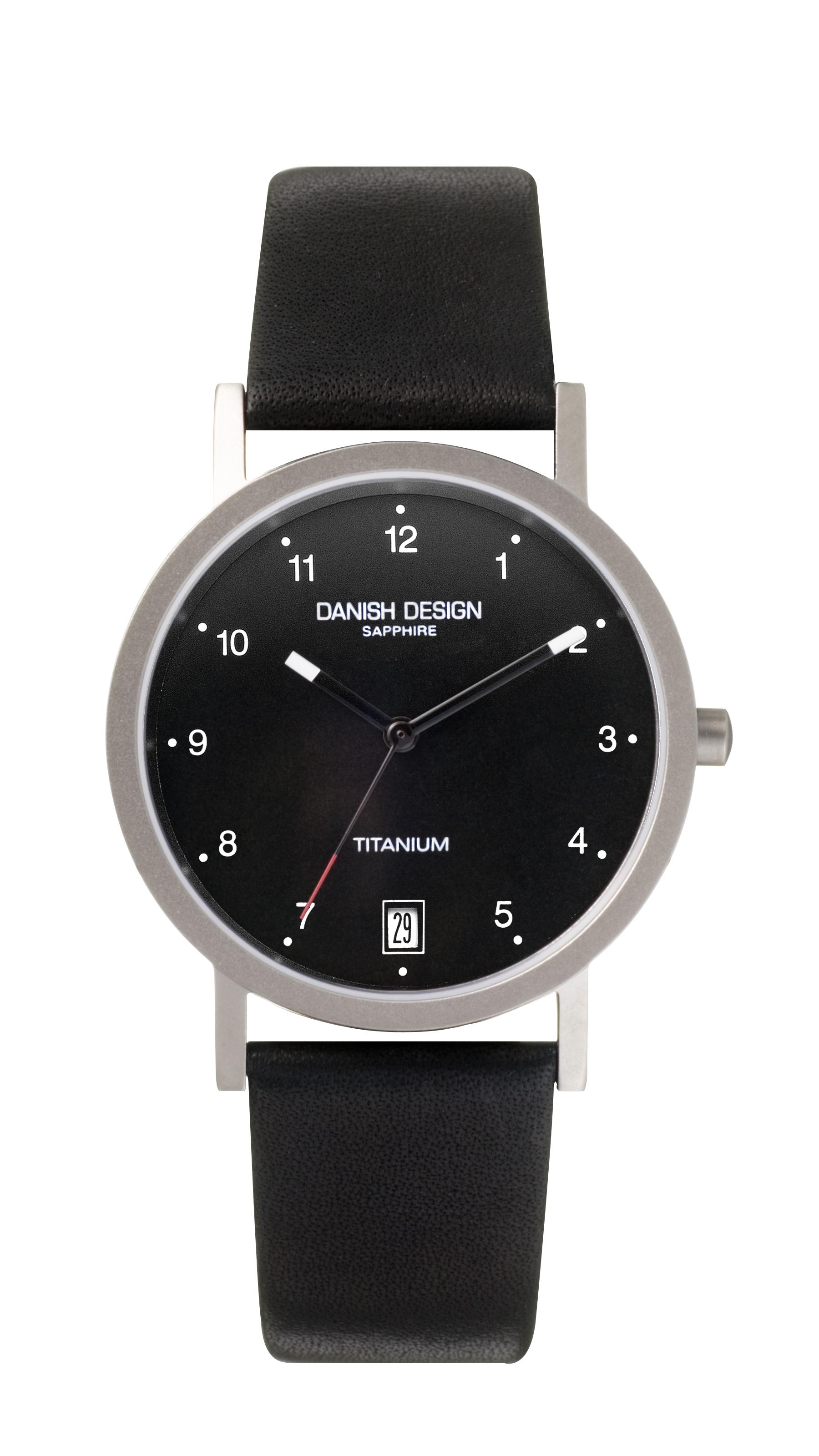 Danish Design Horloge 34 mm Titanium IQ16Q323