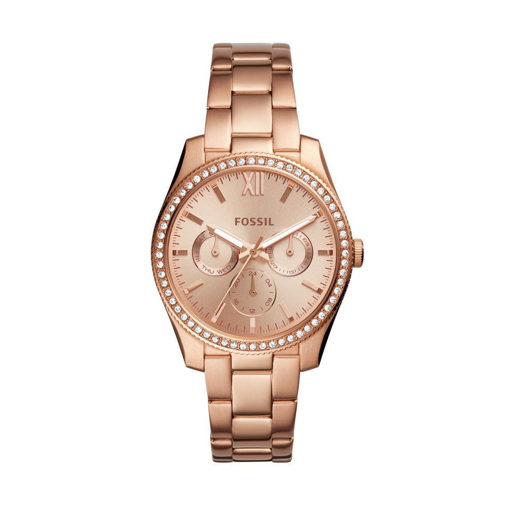 Fossil ES4315 Scarlette Dames horloge