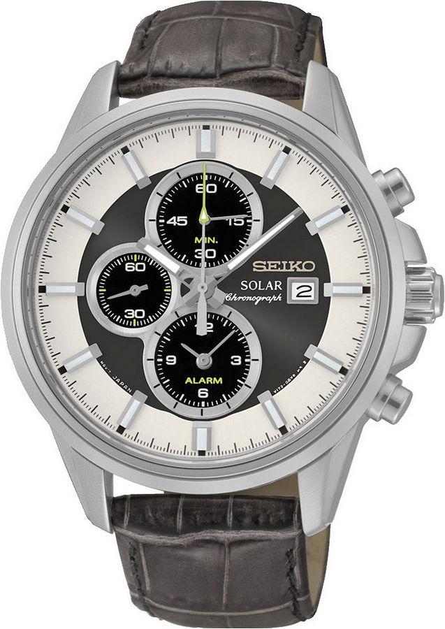 Seiko chronograaf horloge