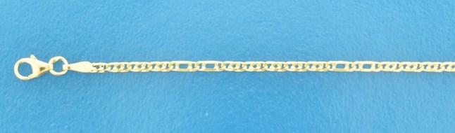TFT Armband Goud Valkenoog 1,9 mm 19 cm