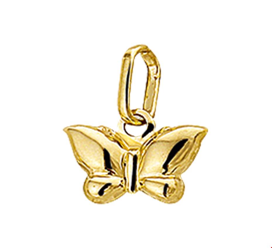 TFT Bedel Vlinder Goud