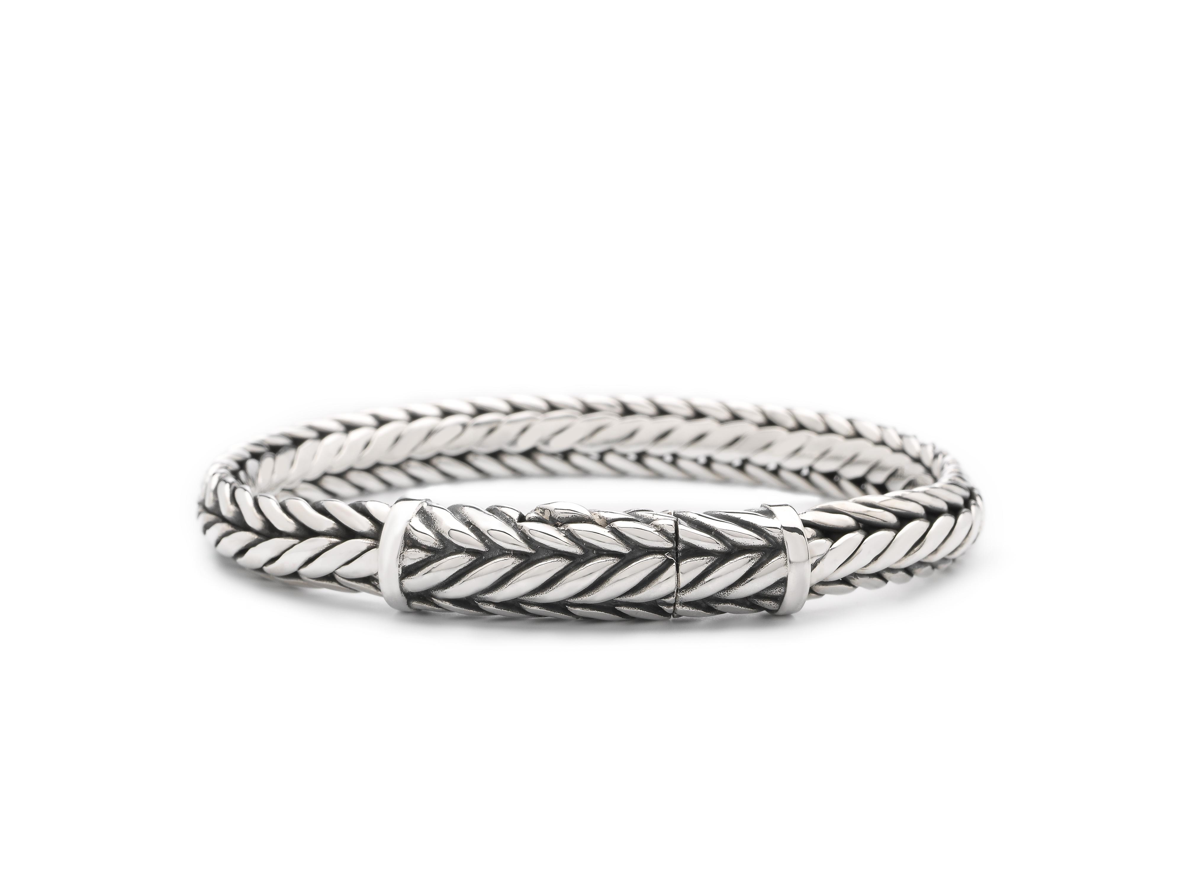 SILK Jewellery Armband zilver Eve 21cm 421