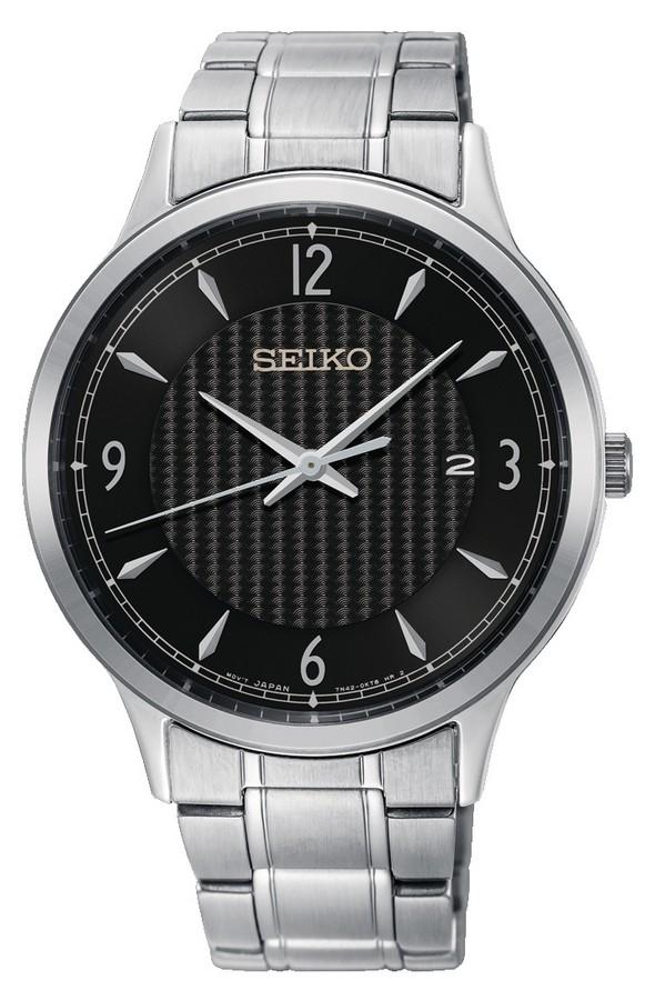 Seiko herenhorloge 40,4 mm SGEH81P1