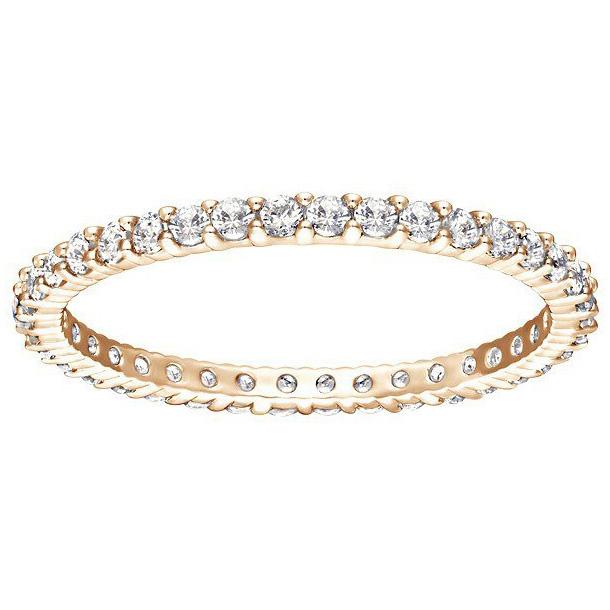 Swarovski 5095329 Ring Vittore rosekleurig Maat 58