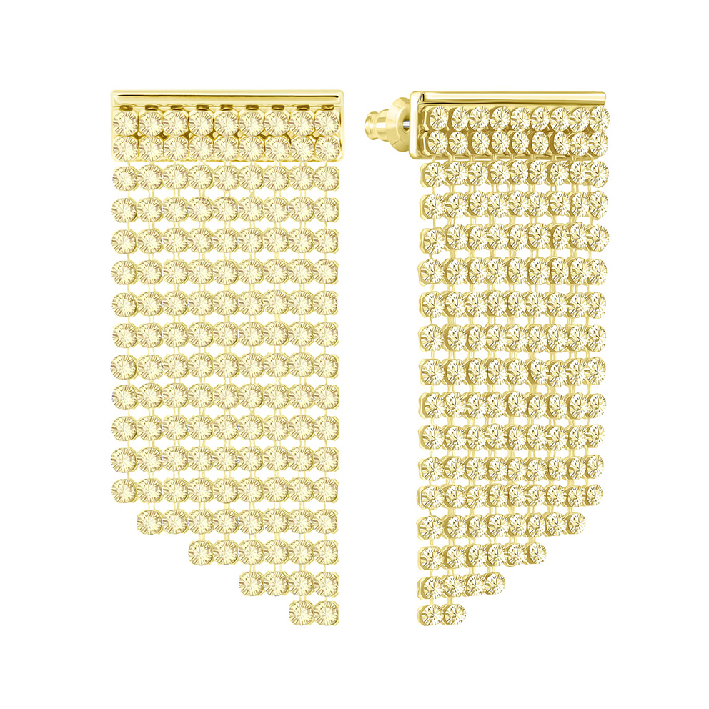 Swarovski Oorbellen 'Fit' Gold 5360978