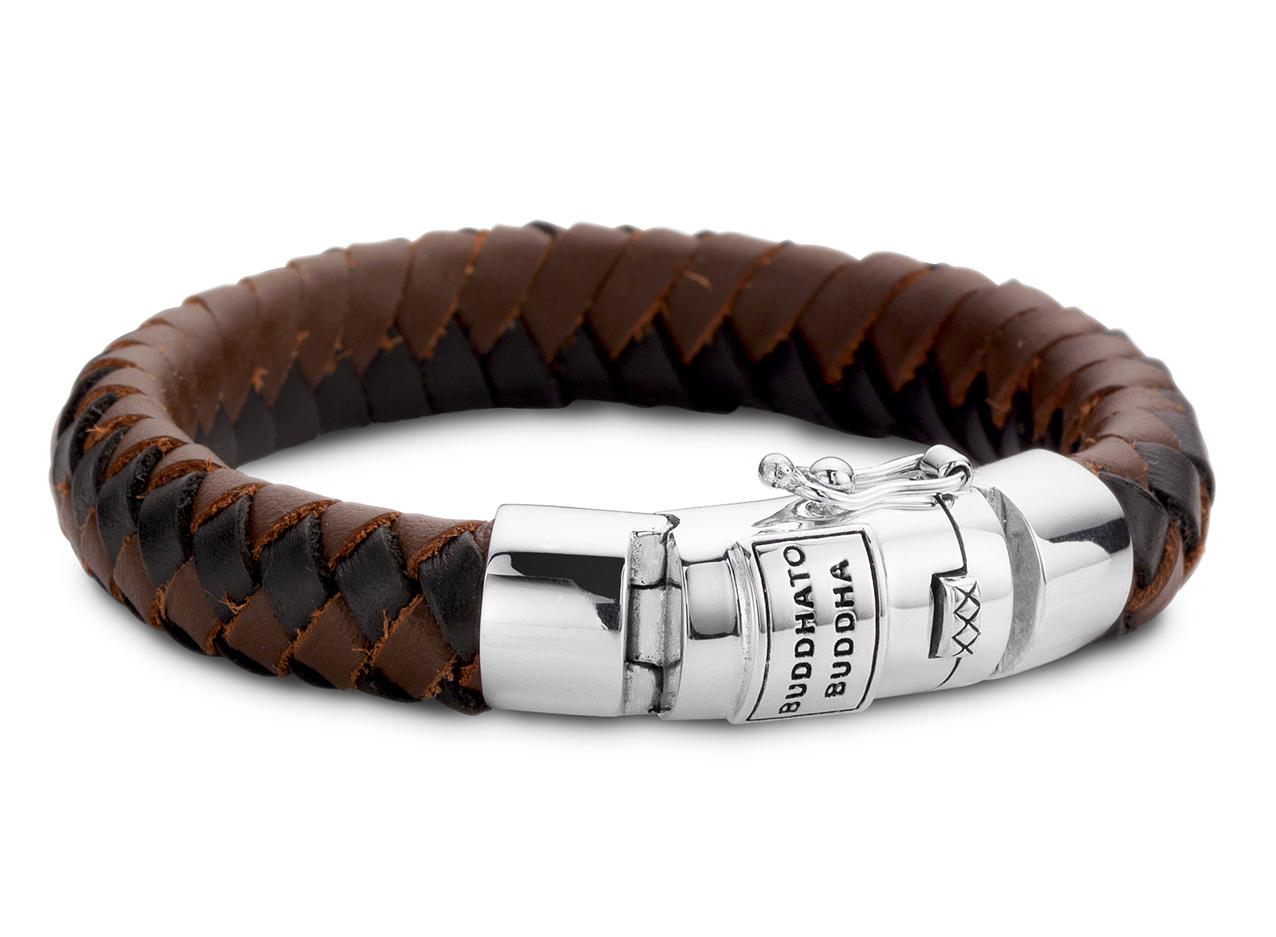 Buddha To Buddha Ben leren armband