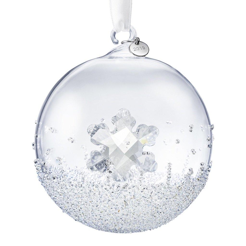 Swarovski 5453636 Ornament Kerstbal 2019