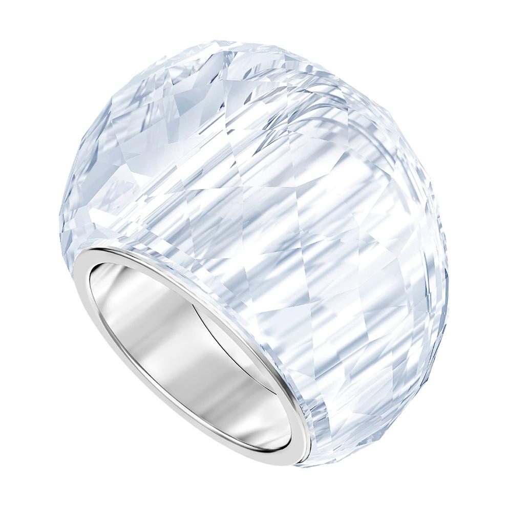 Swarovski 5474364 Ring Nirvana zilverkleurig Maat 60