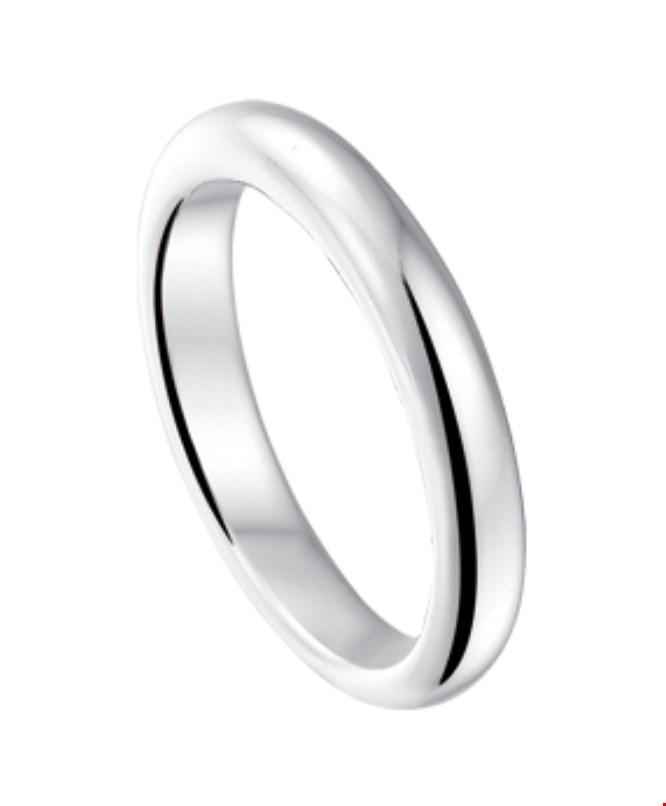 TFT Ring Zilver Gerhodineerd