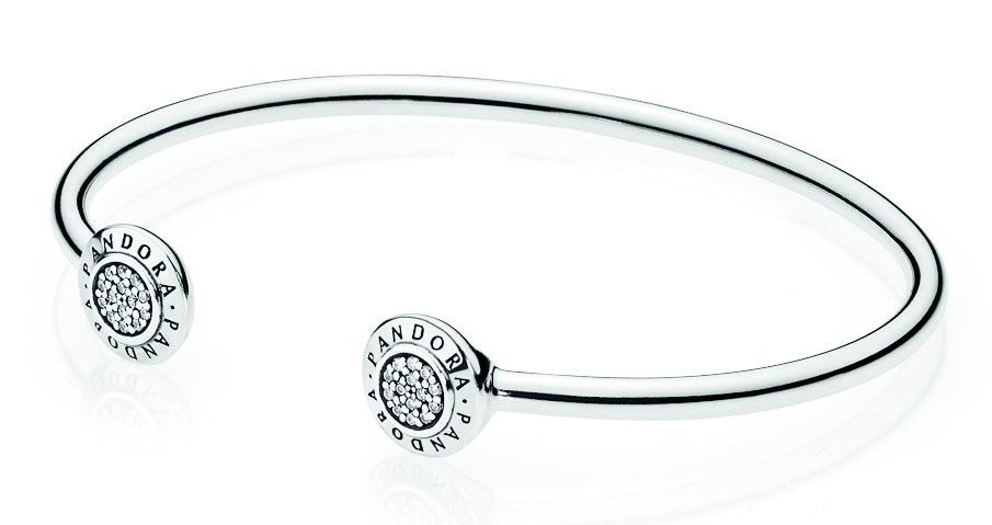 Pandora Armband 'Open Bangle' 16 cm 590528CZ-1