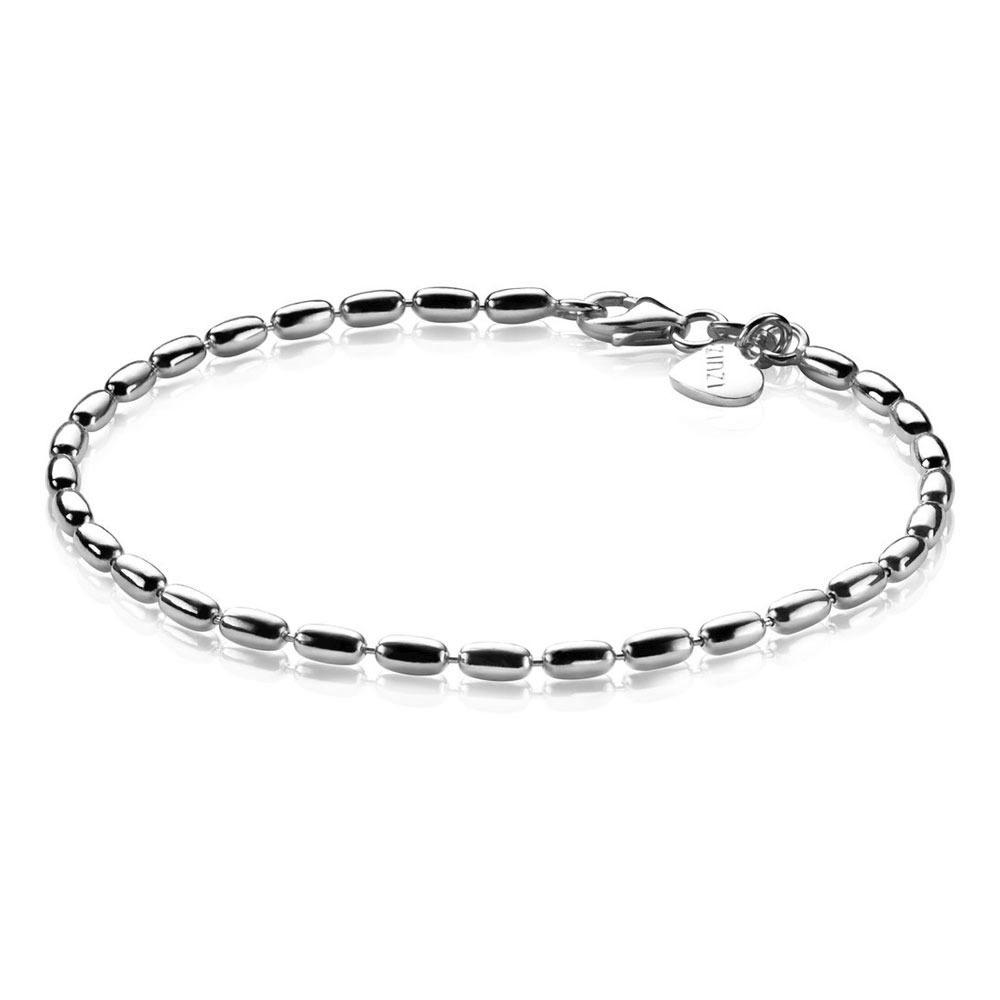 Zinzi ZIA1125 Armband zilver Olijf zilverkleurig 19 cm