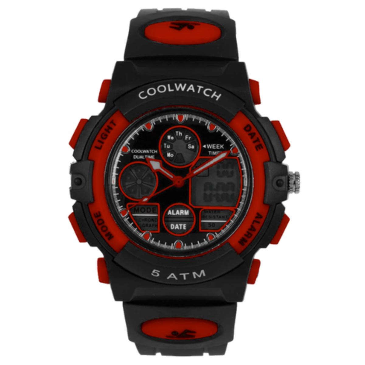 Coolwatch Kinderhorloge CW.386 Plastic/silicone Kunststof