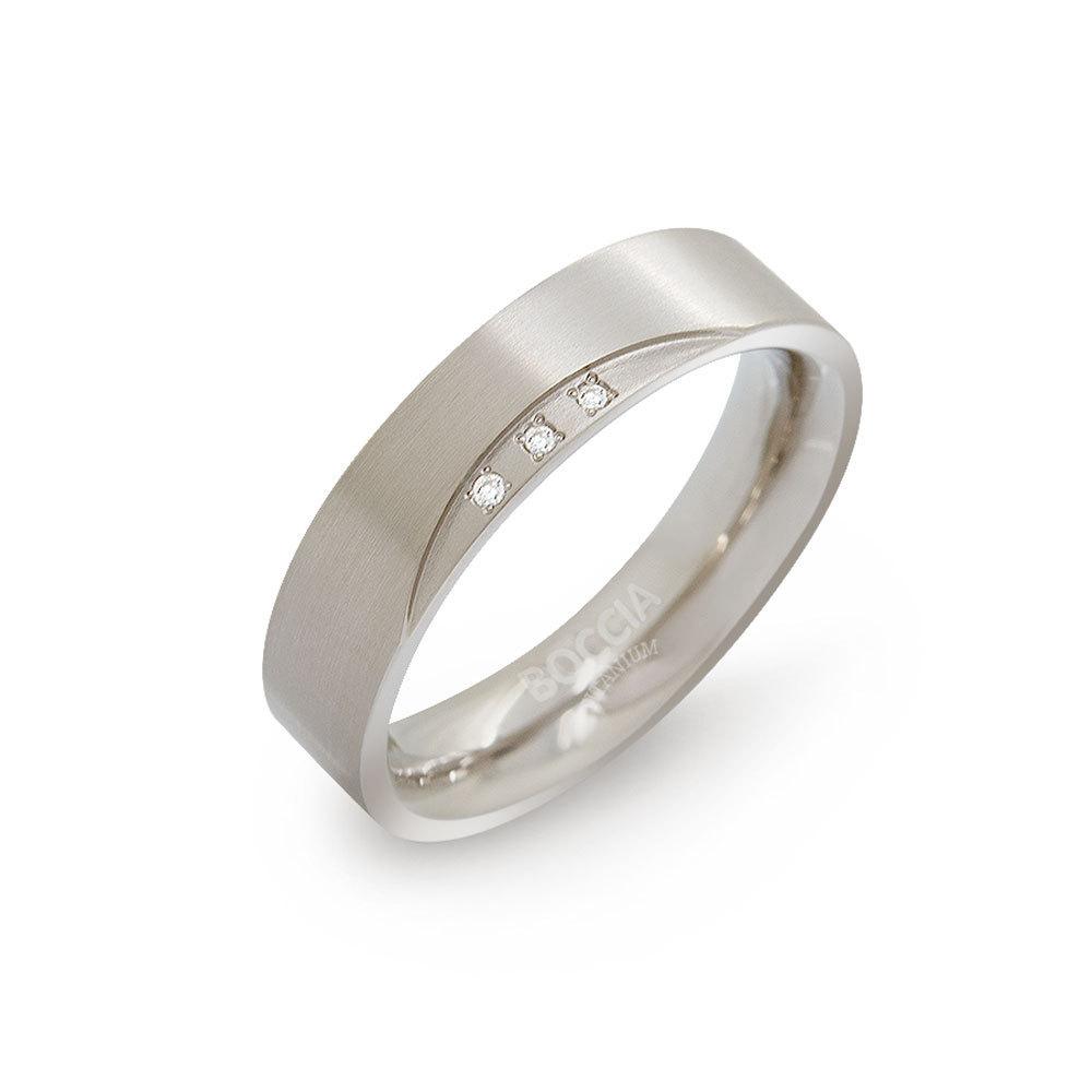Boccia Titanium 0138 02 ring Maat 54 is 17.25mm
