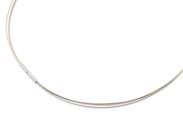 Boccia 0804 02 Collier Titanium 45 cm